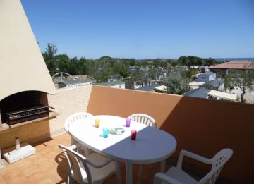 For seasonal lettings Marseillan Plage 3415511796 S'antoni real estate
