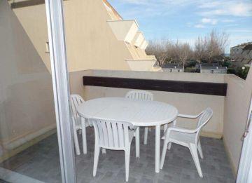 For seasonal lettings Marseillan Plage 3415511820 S'antoni real estate