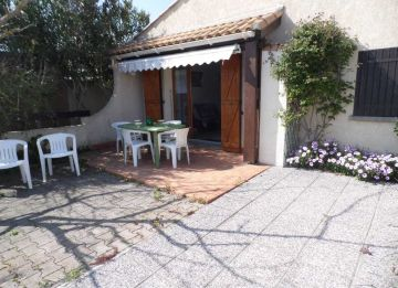 For seasonal lettings Marseillan Plage 3415511857 S'antoni real estate