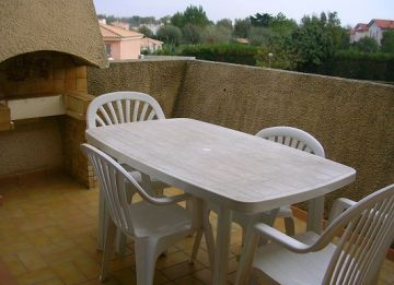 For seasonal lettings Marseillan Plage 3415511864 S'antoni real estate