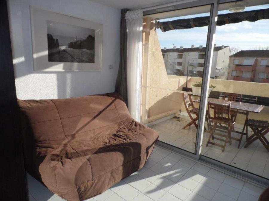 En location saisonnière Marseillan Plage 3415511959 S'antoni immobilier marseillan plage