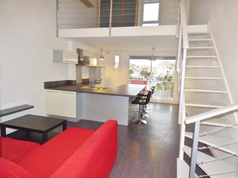 A vendre Le Cap D'agde 3415023479 S'antoni immobilier cap d'agde