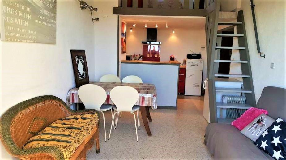 A vendre Le Cap D'agde 3415027125 S'antoni immobilier jmg