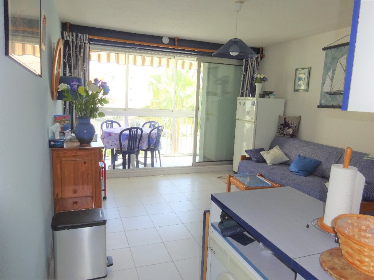 A vendre Le Cap D'agde 3415028825 S'antoni immobilier