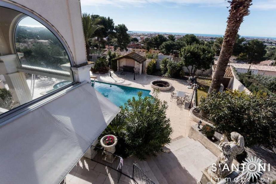 A vendre Le Cap D'agde 3415029381 S'antoni immobilier grau d'agde
