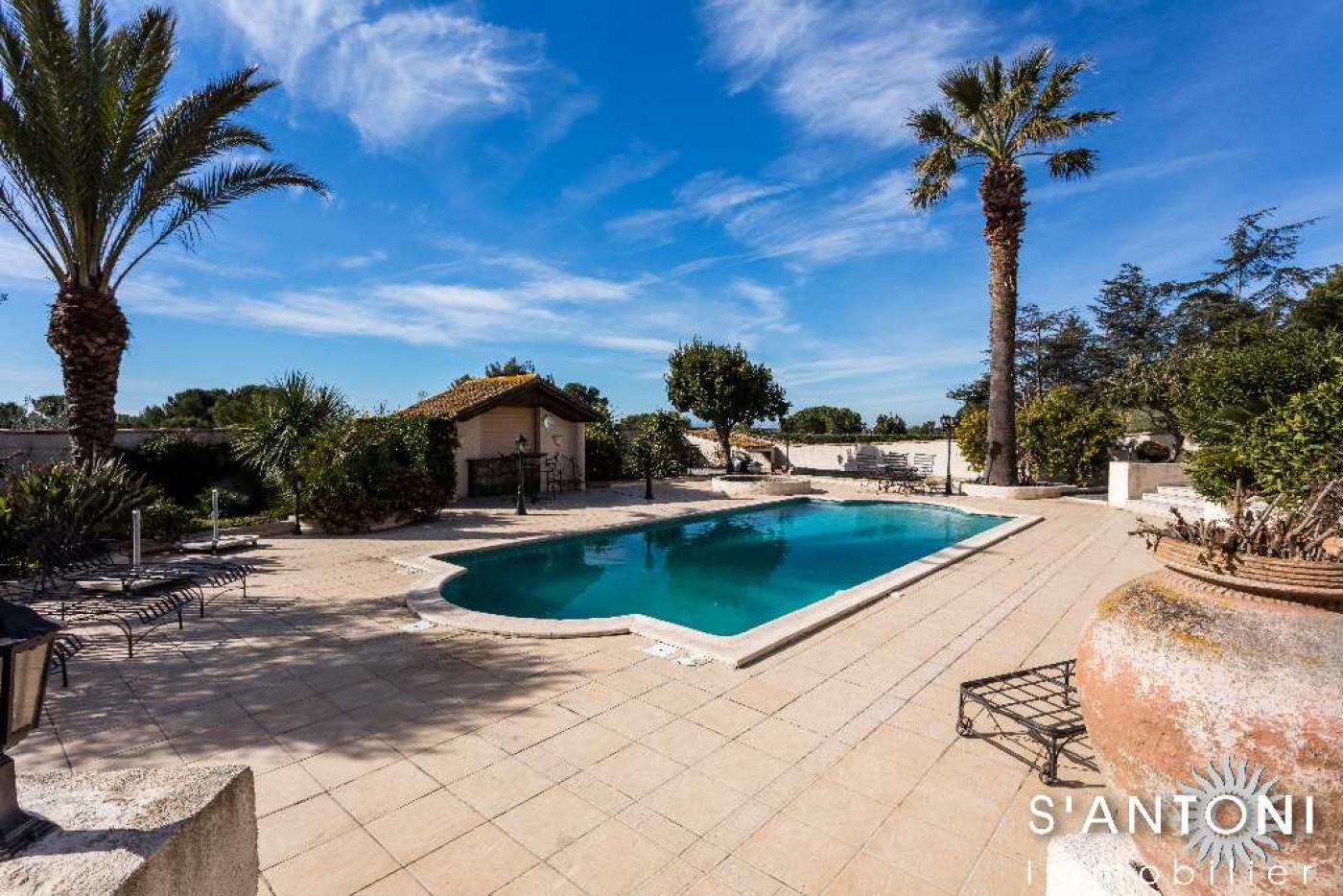 A vendre Le Cap D'agde 3415029381 S'antoni immobilier