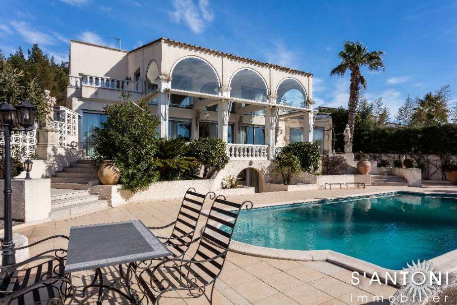 vente villa d 39 architecte le cap d 39 agde 1 avec terrasse 6 chambre s 14 pieces n 3415029381. Black Bedroom Furniture Sets. Home Design Ideas