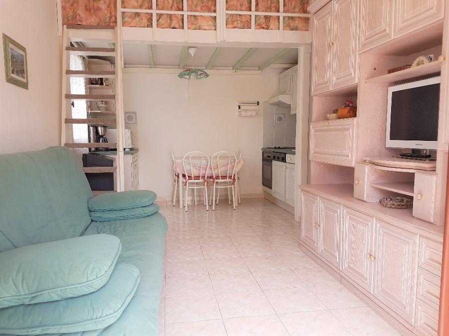 A vendre Le Cap D'agde 3415030161 S'antoni immobilier agde