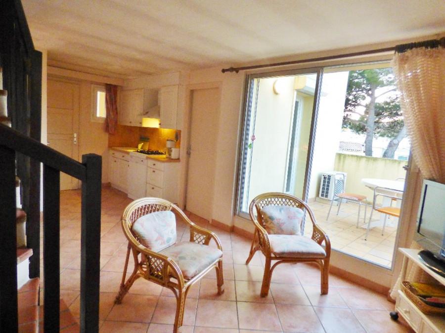A vendre Le Cap D'agde 3415030511 S'antoni immobilier jmg