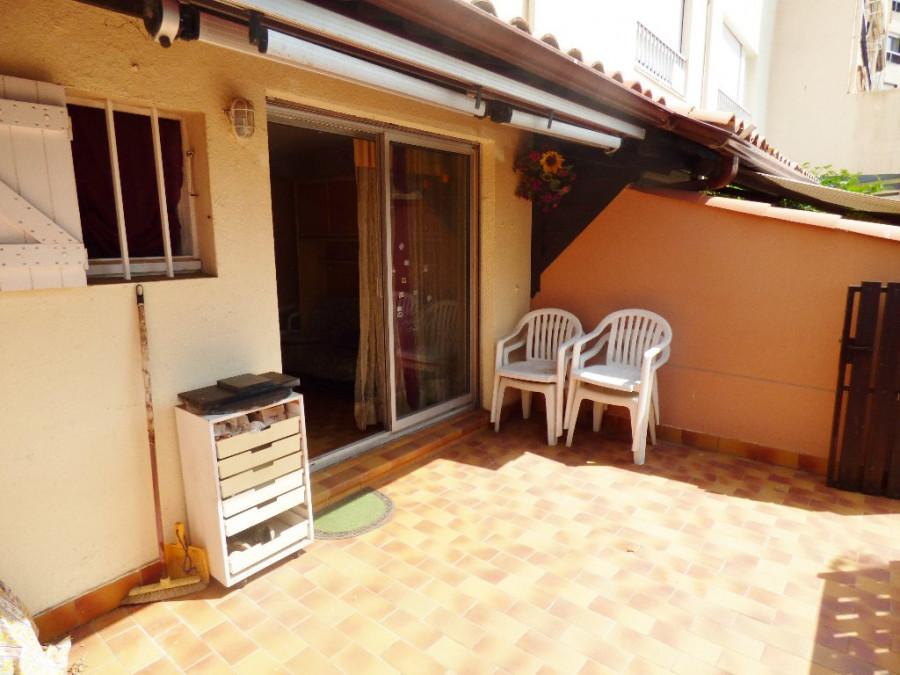 A vendre Le Cap D'agde 3415030570 S'antoni immobilier agde