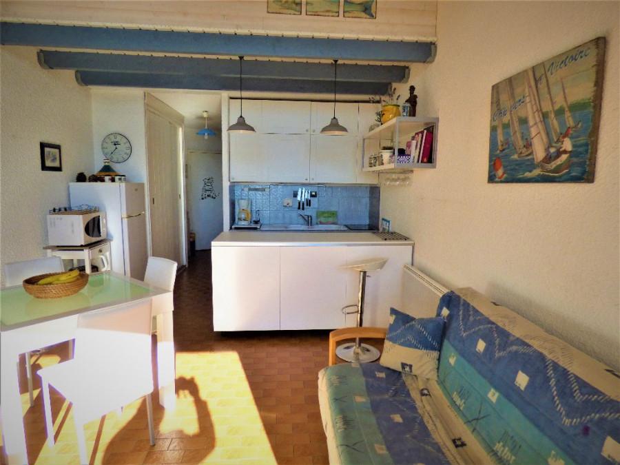 A vendre Le Cap D'agde 3415031061 S'antoni immobilier agde