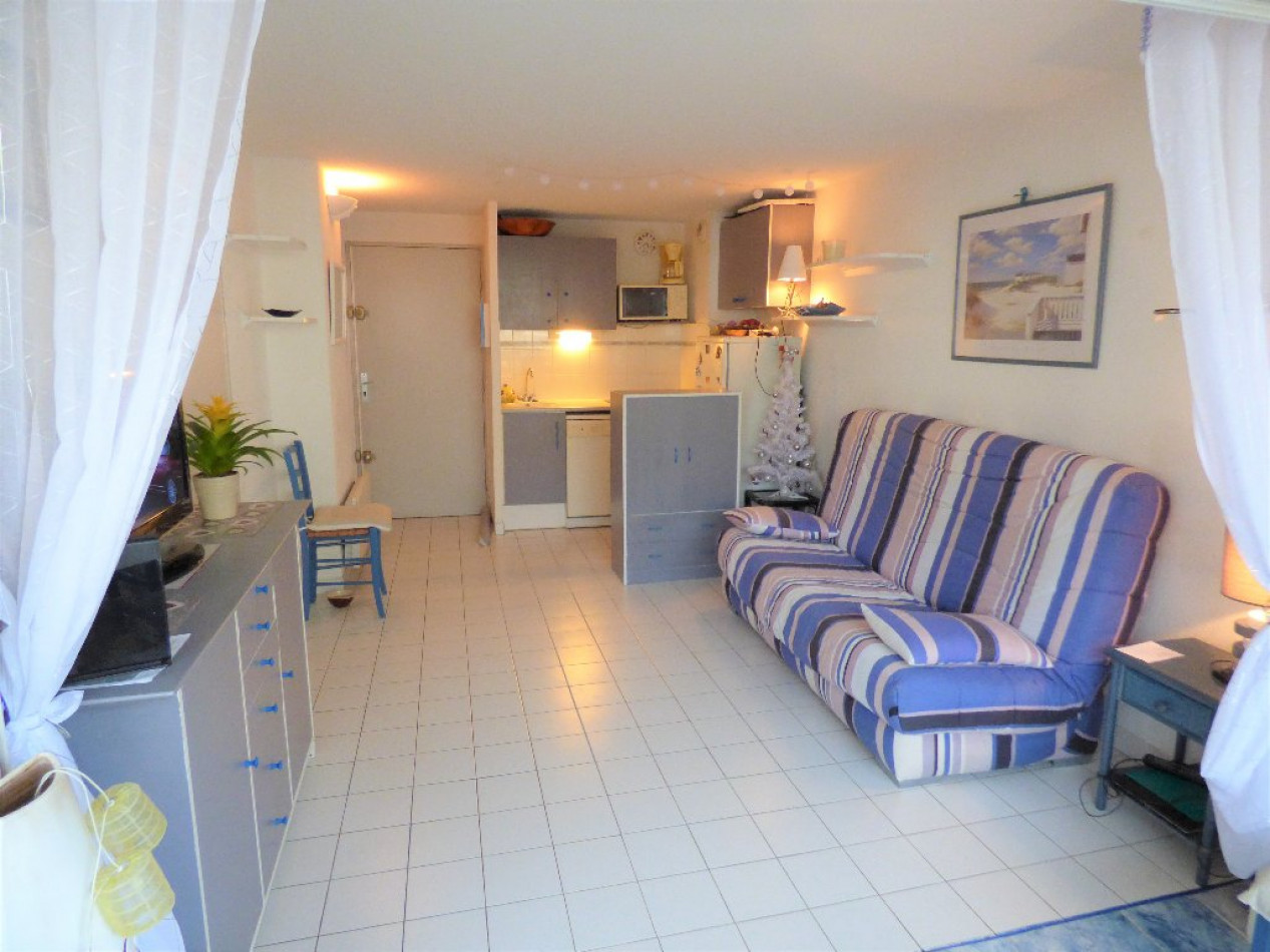A vendre Le Cap D'agde 3415031418 S'antoni immobilier