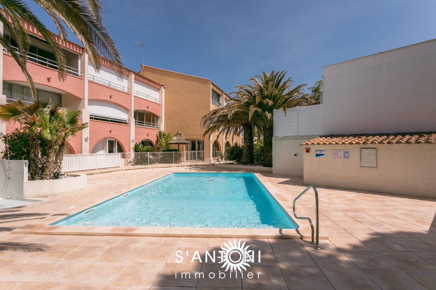 A vendre Le Cap D'agde 3415031967 S'antoni immobilier