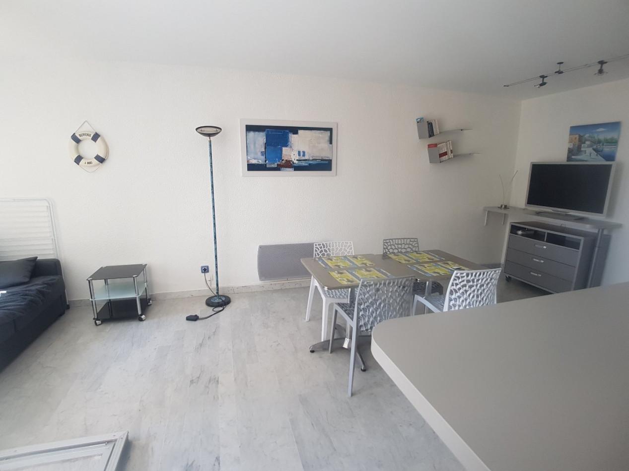 A vendre Le Cap D'agde 3415032803 S'antoni immobilier
