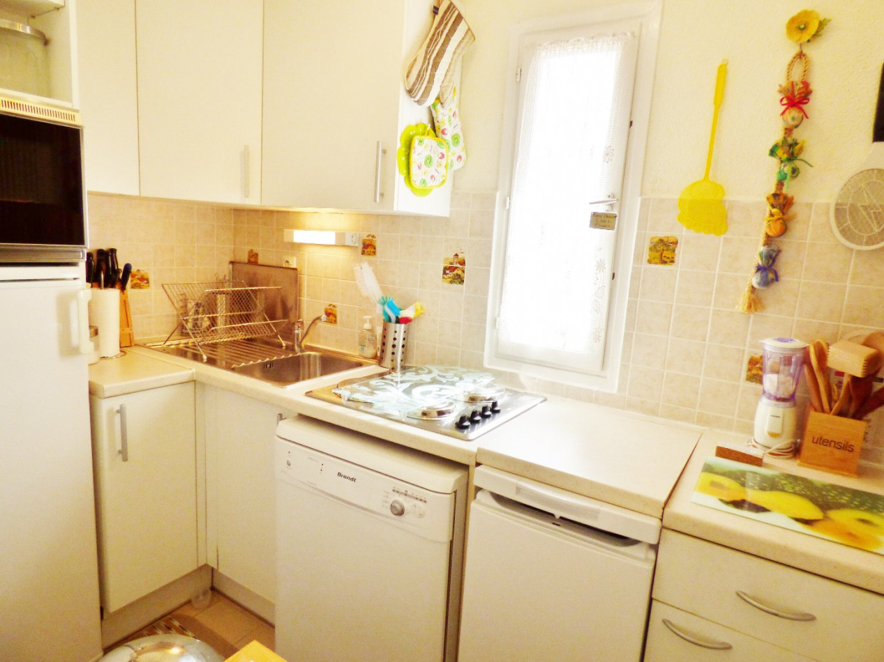 A vendre Le Cap D'agde 3415032972 S'antoni immobilier
