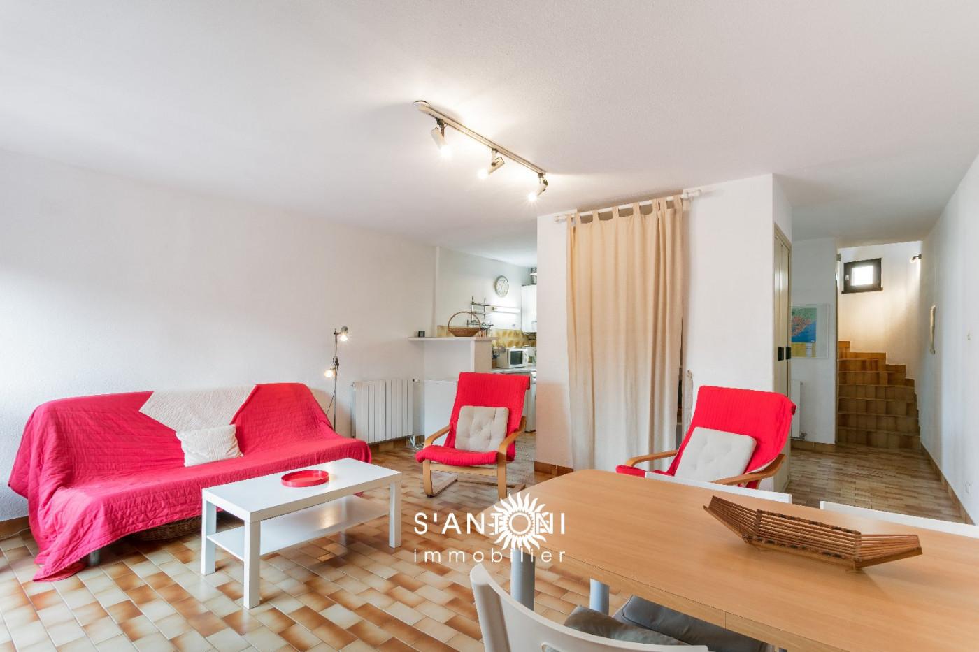 A vendre Le Cap D'agde 3415033310 S'antoni immobilier
