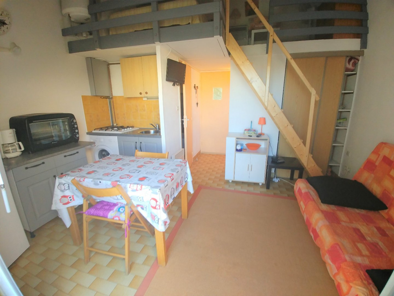 A vendre Le Cap D'agde 3415033835 S'antoni immobilier