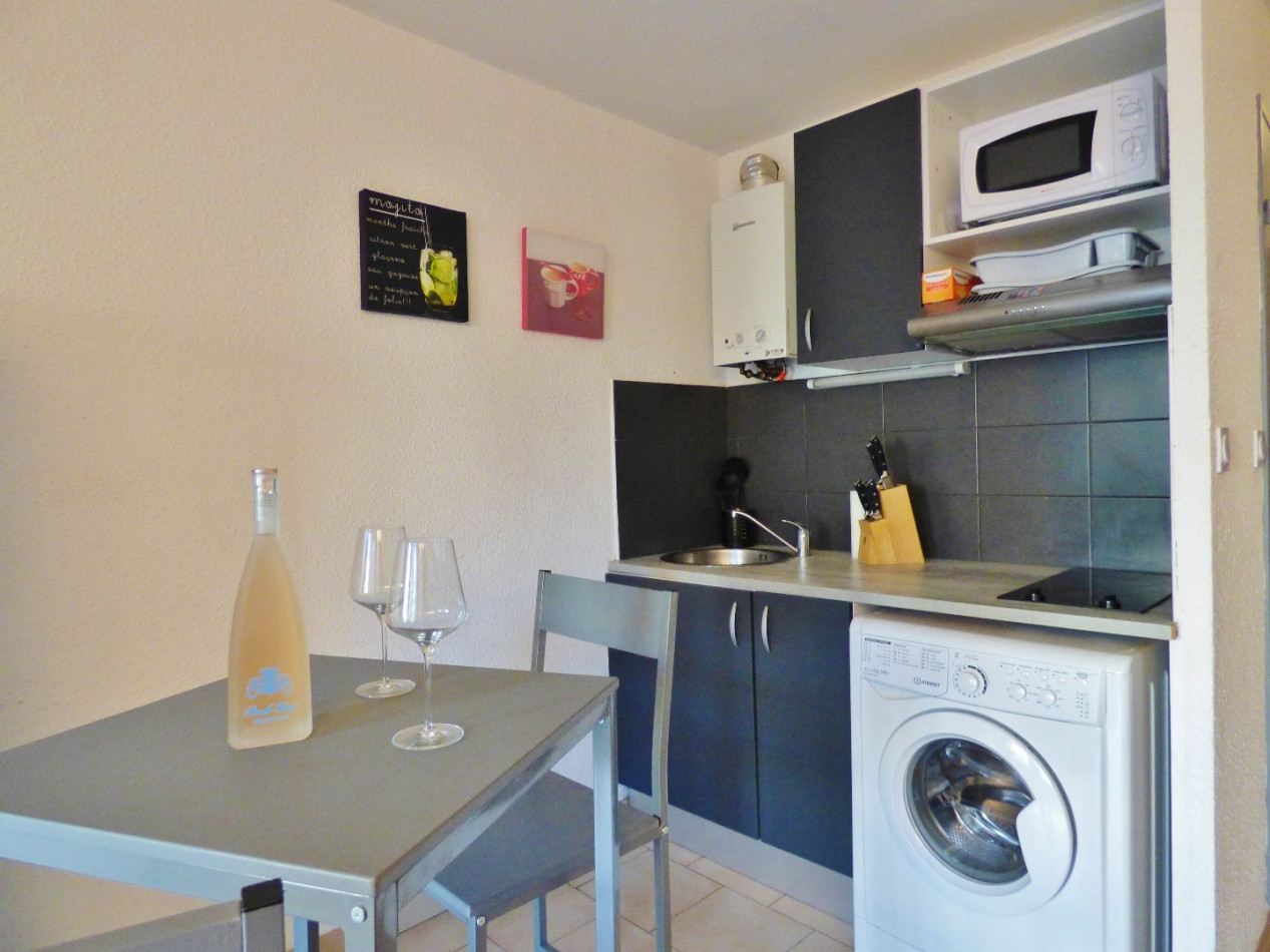 A vendre Le Cap D'agde 3415034215 S'antoni immobilier