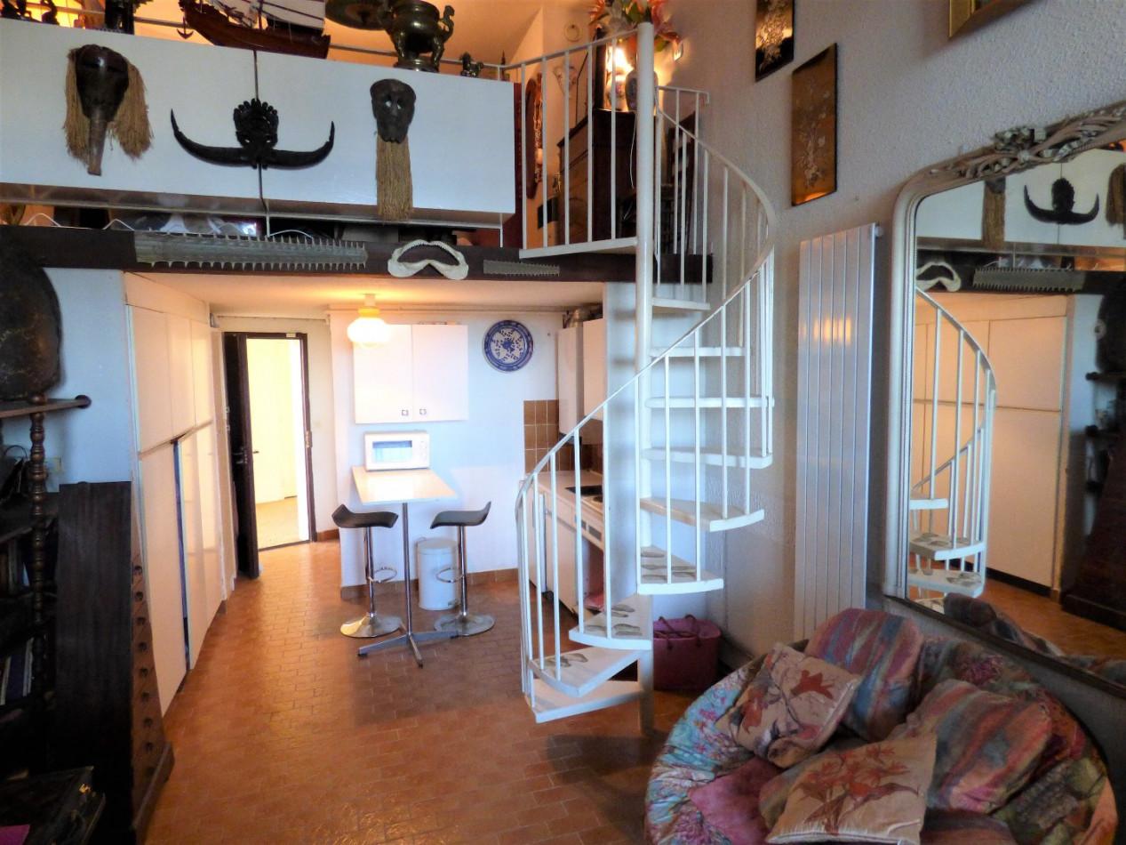 A vendre Le Cap D'agde 3415034255 S'antoni immobilier
