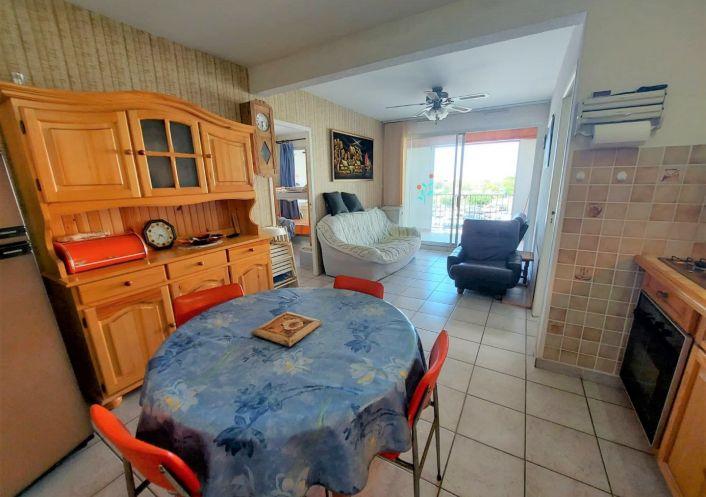 A vendre Appartement Le Cap D'agde   Réf 3415034904 - S'antoni immobilier cap d'agde