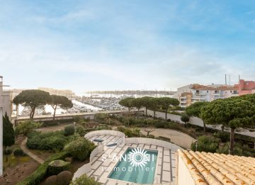 For sale Appartement en r�sidence Le Cap D'agde   R�f 3415038514 - S'antoni real estate