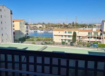 For sale Appartement en r�sidence Le Cap D'agde   R�f 3415039022 - S'antoni real estate