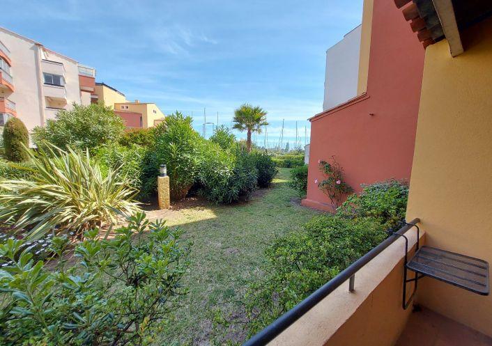 A vendre Appartement Le Cap D'agde   Réf 3415039190 - S'antoni immobilier cap d'agde