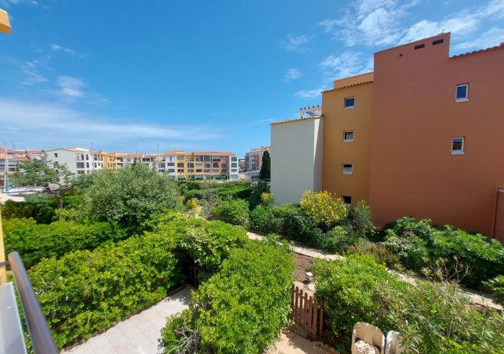 A vendre Appartement Le Cap D'agde   Réf 3415039279 - S'antoni immobilier cap d'agde