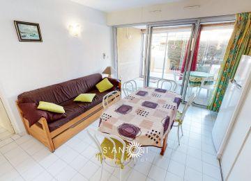 For sale Appartement en r�sidence Le Cap D'agde | R�f 3415039368 - S'antoni real estate