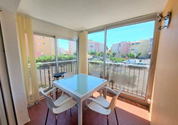 A vendre Appartement Le Cap D'agde   Réf 3415039503 - S'antoni immobilier cap d'agde