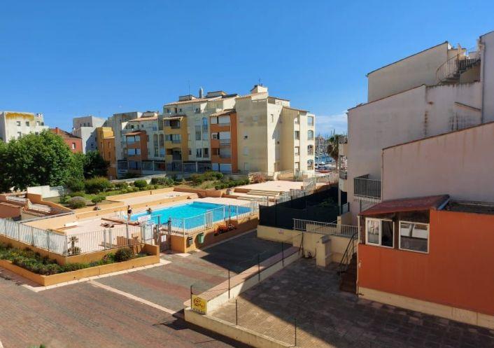 A vendre Appartement Le Cap D'agde   Réf 3415039591 - S'antoni immobilier cap d'agde
