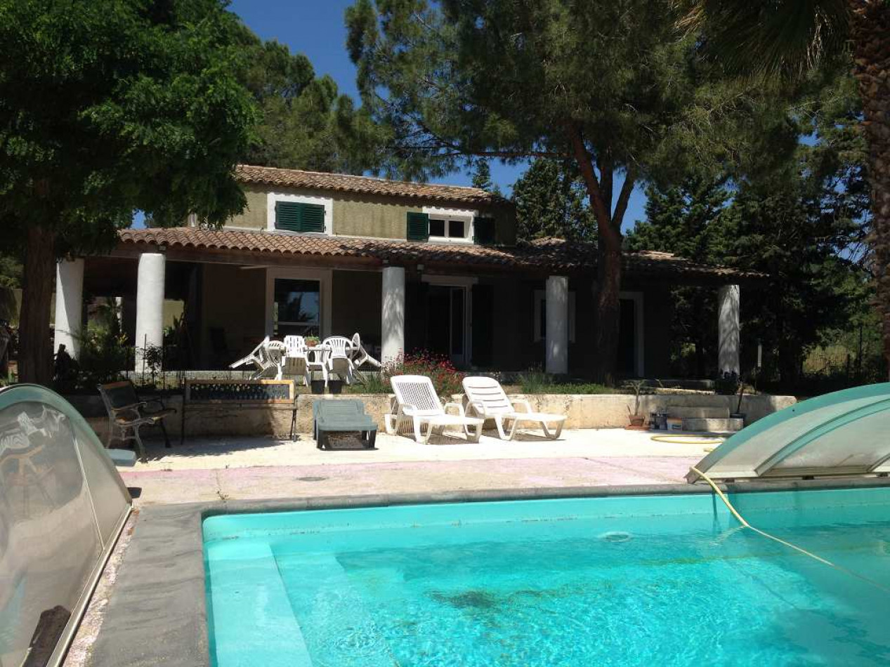 A vendre Poussan 3415125968 S'antoni immobilier