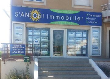 A vendre Pinet 3415127057 S'antoni immobilier agde