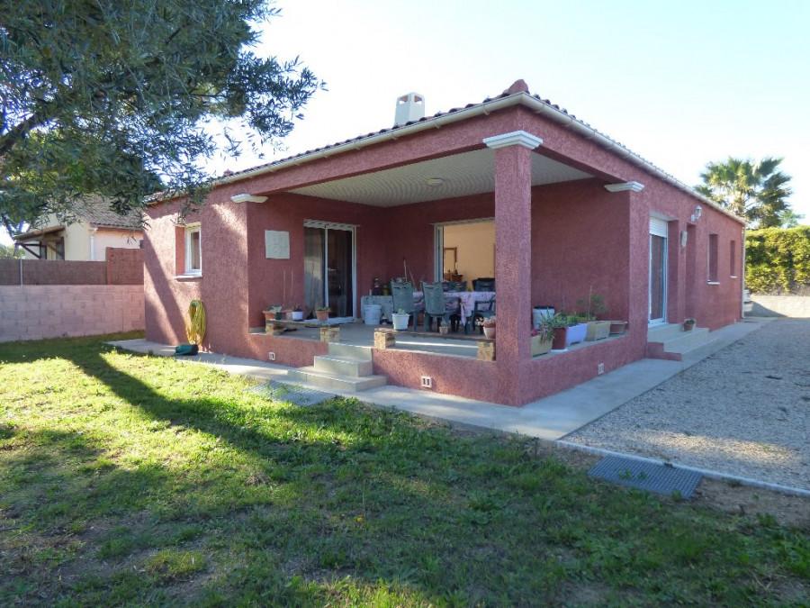 A vendre Pomerols 3415129879 S'antoni immobilier agde centre-ville