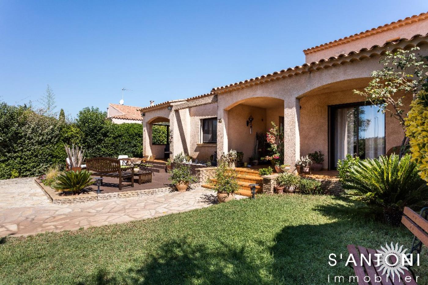 A vendre Florensac 3415130473 S'antoni immobilier