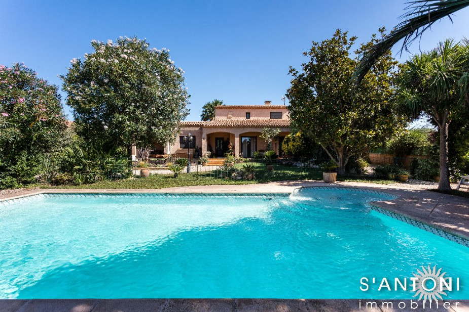 A vendre Florensac 3415130473 S'antoni immobilier agde