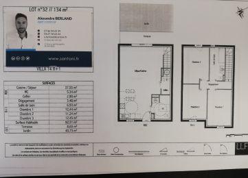 A vendre Poussan 3415134602 S'antoni immobilier grau d'agde