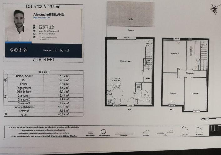 A vendre Poussan 3415134602 S'antoni immobilier