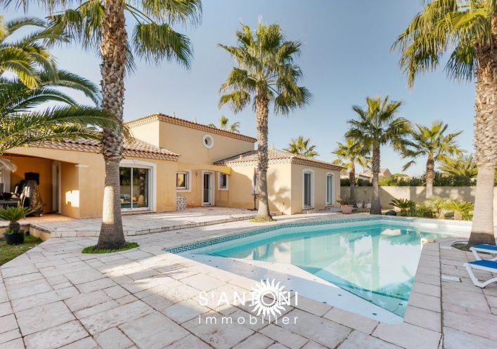 A vendre Marseillan 3415135831 S'antoni immobilier prestige
