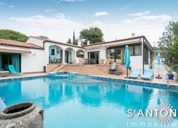 A vendre Balaruc Les Bains 3415430703 S'antoni immobilier agde