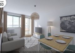 A vendre Appartement Sete   Réf 3415438494 - S'antoni immobilier