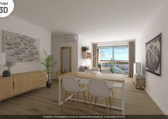 A vendre Appartement Sete   Réf 3415439115 - S'antoni immobilier