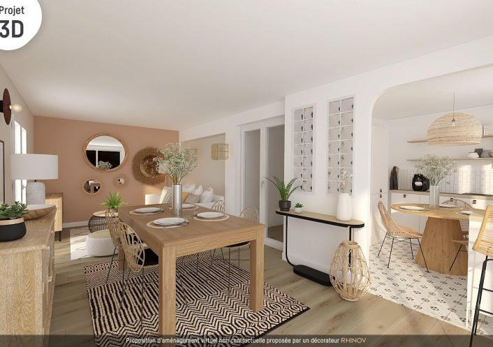 A vendre Appartement Sete | Réf 3415439507 - S'antoni immobilier sète