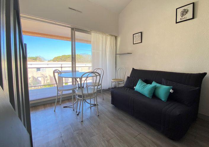 A vendre Appartement en résidence Le Grau D'agde   Réf 3414838463 - S'antoni immobilier grau d'agde