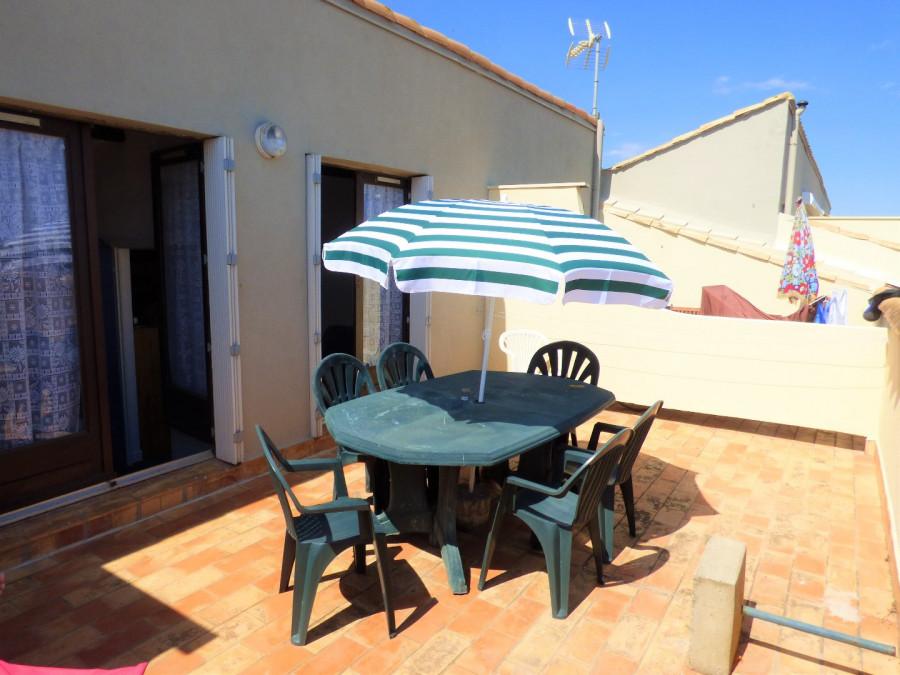A vendre Marseillan Plage 3414928564 S'antoni immobilier marseillan plage