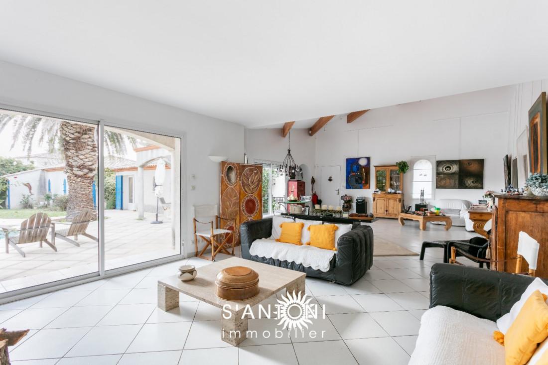 A vendre Agde 3415519303 S'antoni immobilier prestige