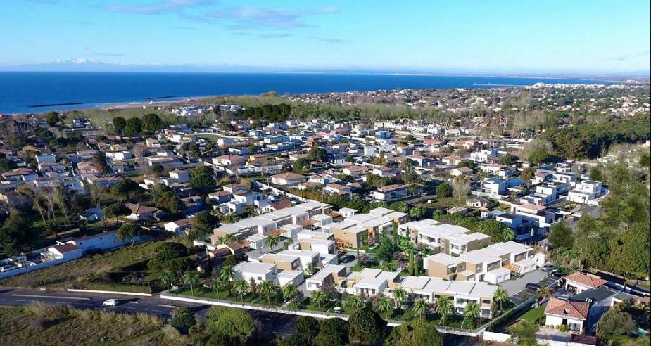 A vendre Le Grau D'agde 3415531237 S'antoni immobilier marseillan centre-ville