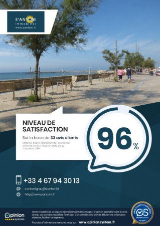For sale  Le Grau D'agde | Réf 3415531462 - S'antoni real estate