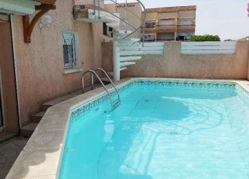 A vendre Marseillan Plage 3415532292 S'antoni immobilier marseillan plage