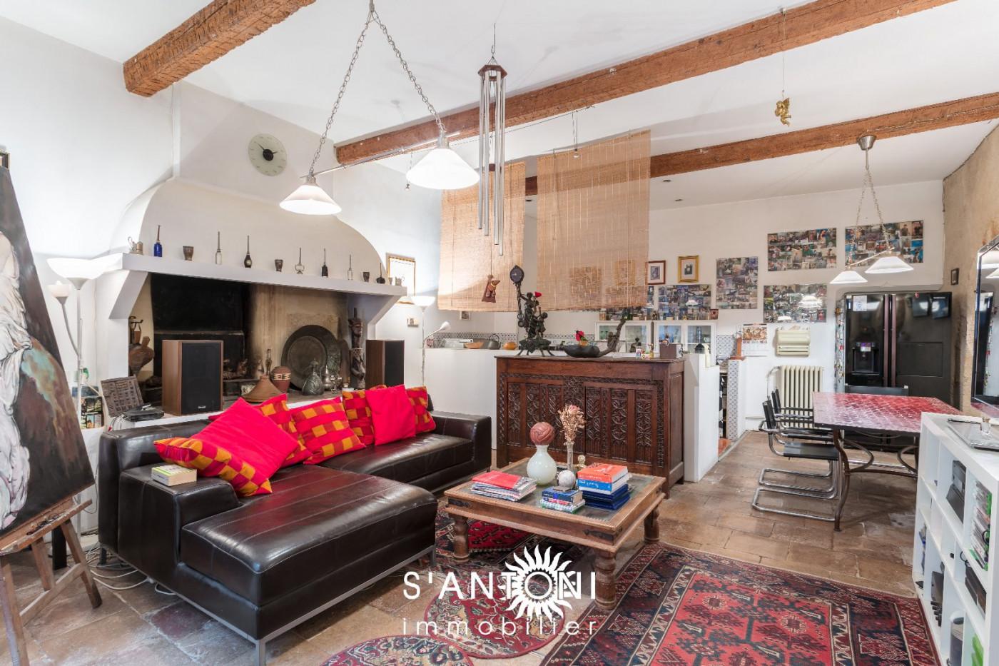 A vendre Bessan 3415534348 S'antoni immobilier